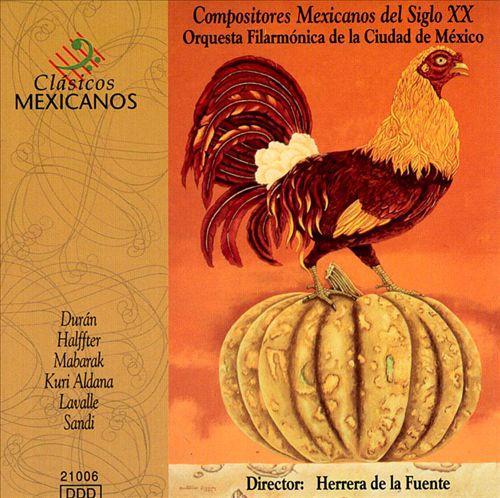 Compositores Mexicanos del Siglo XX