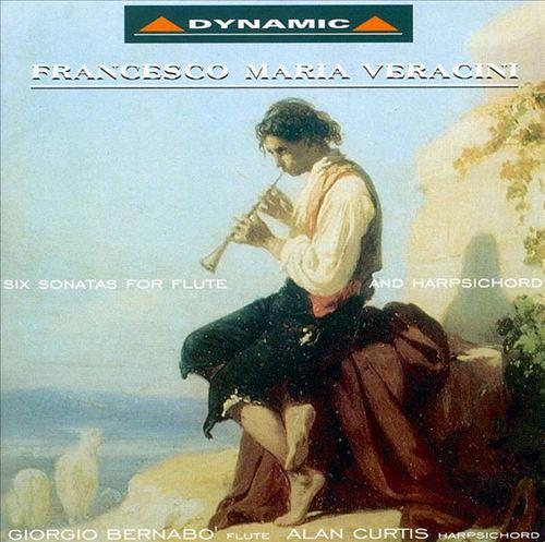 Veracini: Flute Sonatas