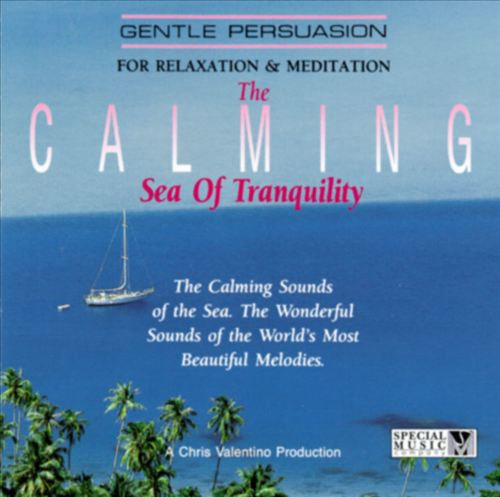 Calming Sea of Tranquility