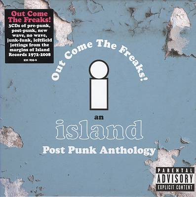 Out Come the Freaks! An Island Post Punk Anthology