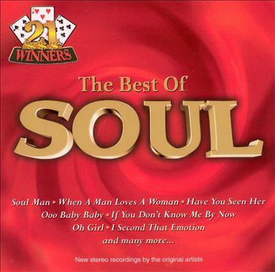 21 Winners: Best of Soul [2003]