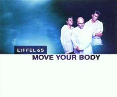 Move Your Body [Germany CD Single]