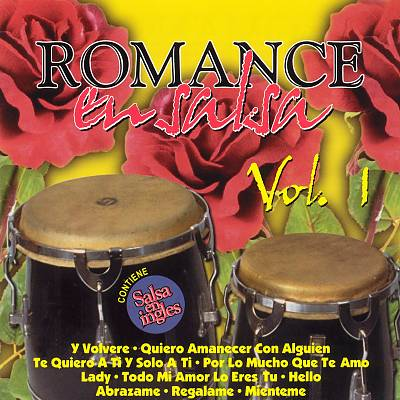 Romance en Salsa Vol. 1