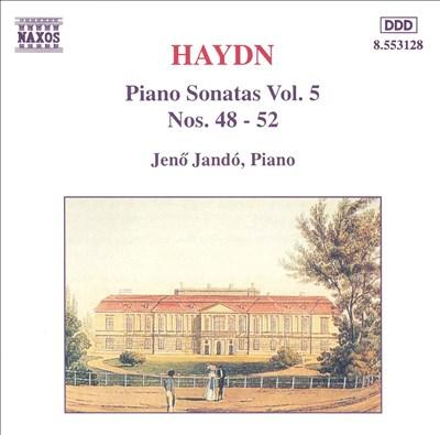 Haydn: Piano Sonatas Vol. 5