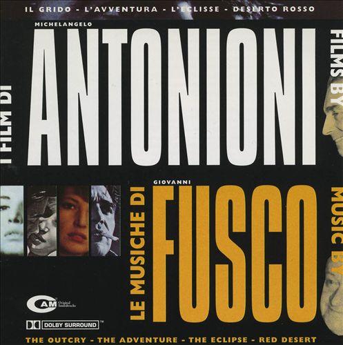 Films by Michelangelo Antonioni, Music by Giovanni Fusco