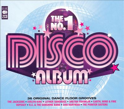 No. 1 Disco Album