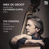 The Sonatas: Brahms, Gubaidulina, Hindemith, Vasks