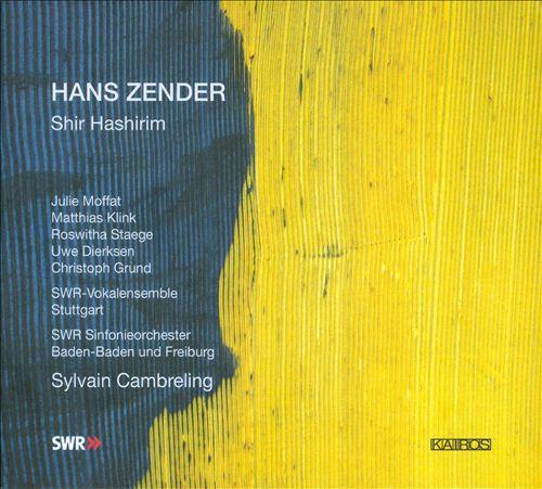 Hans Zender: Shir Hashirim