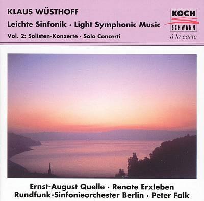 Klaus Wüsthoff Light Symphonic Music, Vol.2
