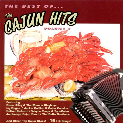 Best of the Cajun Hits, Vol. 5