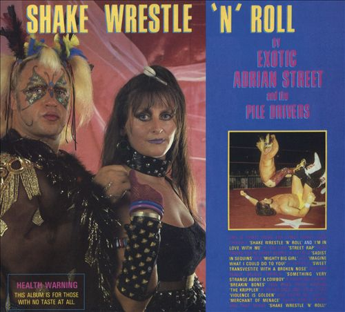 Shake, Wrestle 'n' Roll