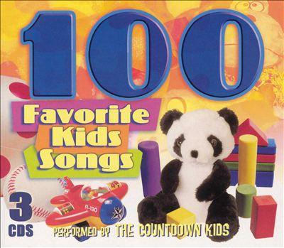 100 Favorite Kids Songs [2003]