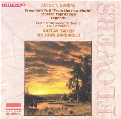 Dvorak: Symphony No. 9; Legends Op. 59