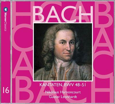 Bach: Kantaten, BWV 48-51