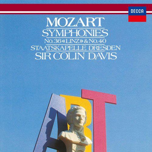 "Mozart: Symphonien Nr. 36 ""Linz"" & Nr. 40"