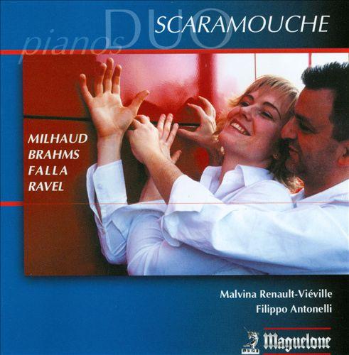 Milhaud, Brahms, De Falla, Ravel