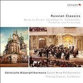 Russian Classics: Works by Glinka, Shostakovich, Tchaikovsky, Prokofiev and Stravinsky