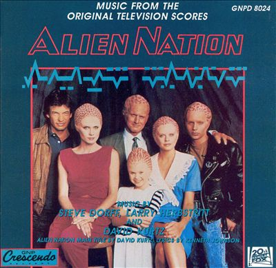 Alien Nation [Music from the Original Television Scores]
