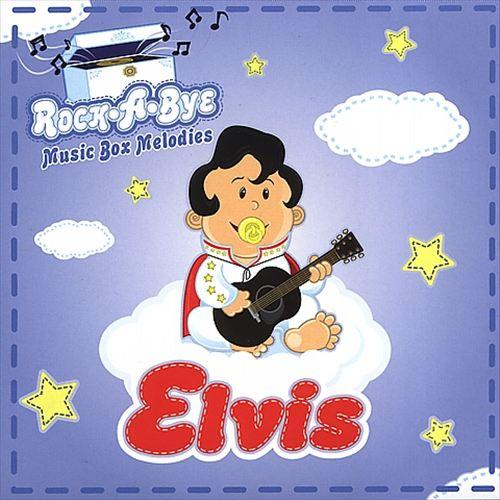 Rock-A-Bye Music Box Melodies: Elvis
