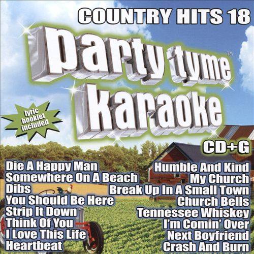 Party Tyme Karaoke: Country Hits, Vol. 18