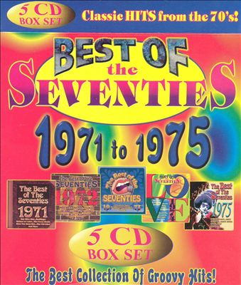 Best of the 70's [Direct Source 5 CD Box]
