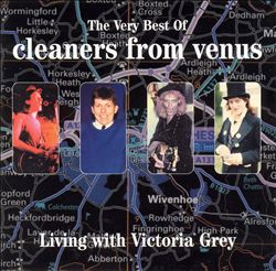 Living with Victoria Grey: The Very Best of Cleaners from Venus