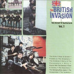 The British Invasion: History of British Rock, Vol. 1