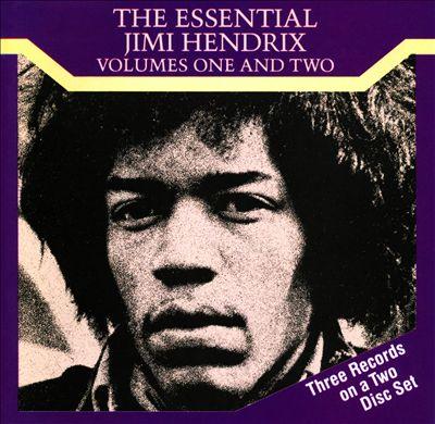 The Essential Jimi Hendrix, Vols. 1-2