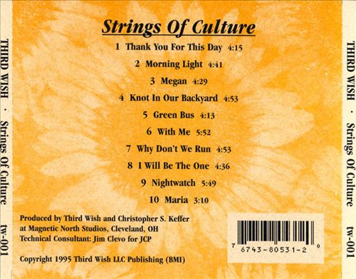 Strings of Culture