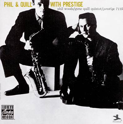 Phil & Quill with Prestige