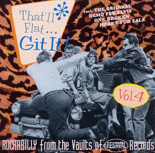 That'll Flat Git It!, Vol. 4