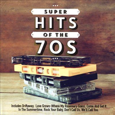 Super Hits of 70 [Canada 2015]