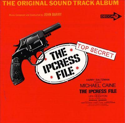 The Ipcress File [Original Soundtrack]