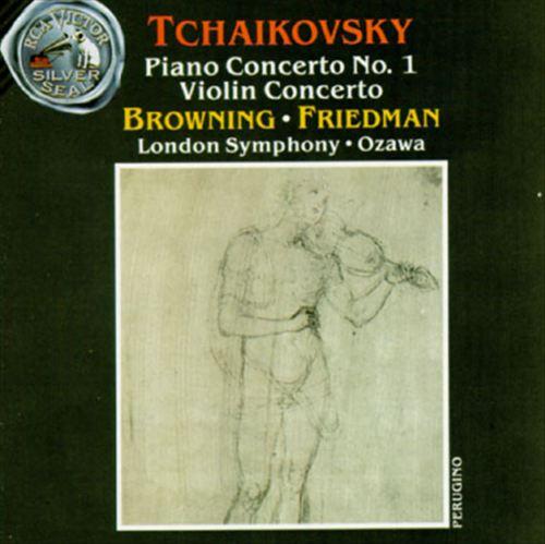 Piotr Ilich Tchaikovsky: Concerto No. 1 In B Flat Minor, Op. 23/ConcertoIn D Major, Op. 35