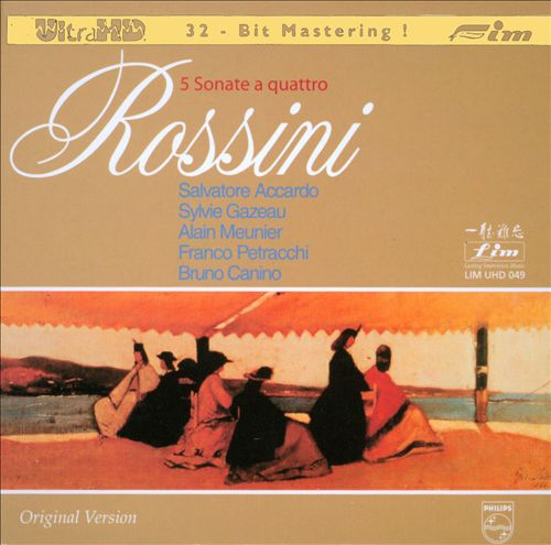 Rossini: 5 Sonate a quattro