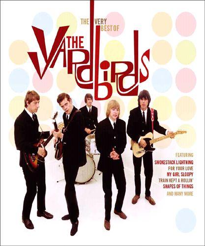 The Very Best of the Yardbirds [Metro]