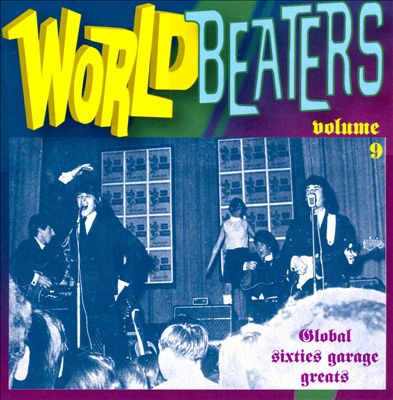 World Beaters, Vol. 9