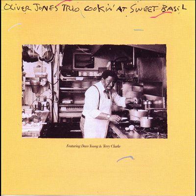 Cookin' at Sweet Basil