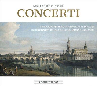 Georg Friedrich Handel: Concerti