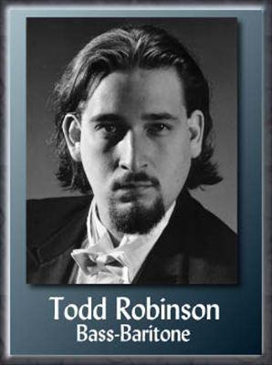 Todd Robinson Discography