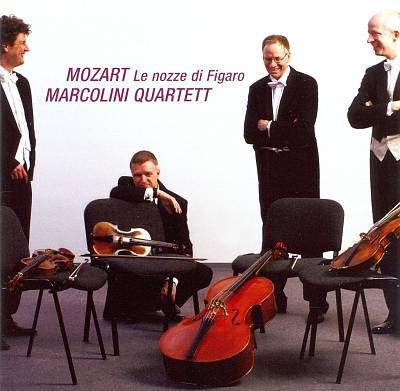 Mozart: Le Nozze di Figaro (Arrangement for String Quartet)
