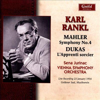 Mahler: Symphony No. 4; Dukas: L'Apprenti Sorcier