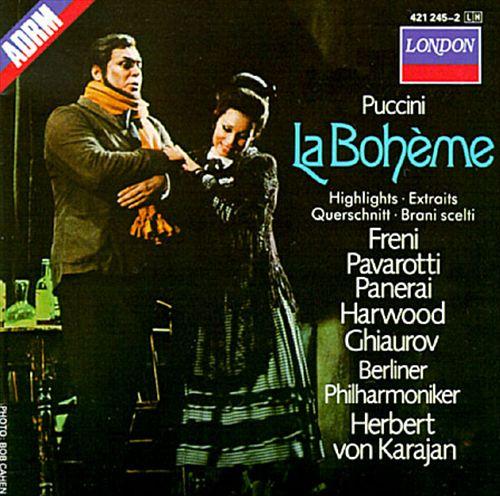 Puccini: La Bohème [Highlights]