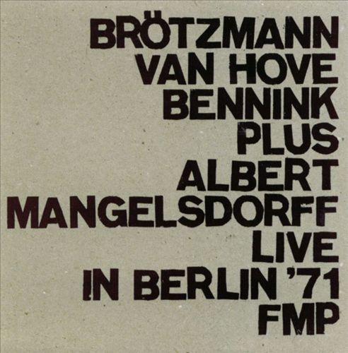 Live in Berlin '71