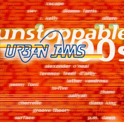 Unstoppable 90's: Urban Jams [K-Tel]