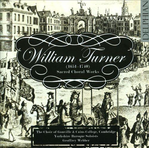 Turner: Sacred Choral Music