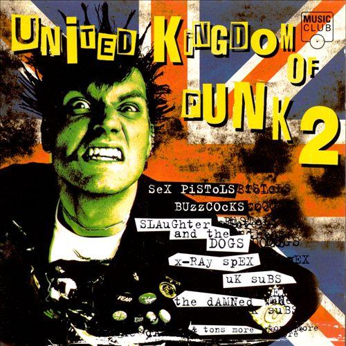 United Kingdom of Punk, Vol. 2