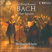 Carl Philipp Emanuel Bach: Flute Sonatas