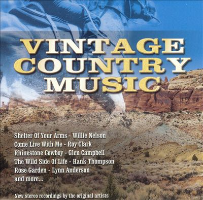 Vintage Country Music