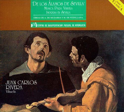De los Álamos de Sevilla: Música para vihuela